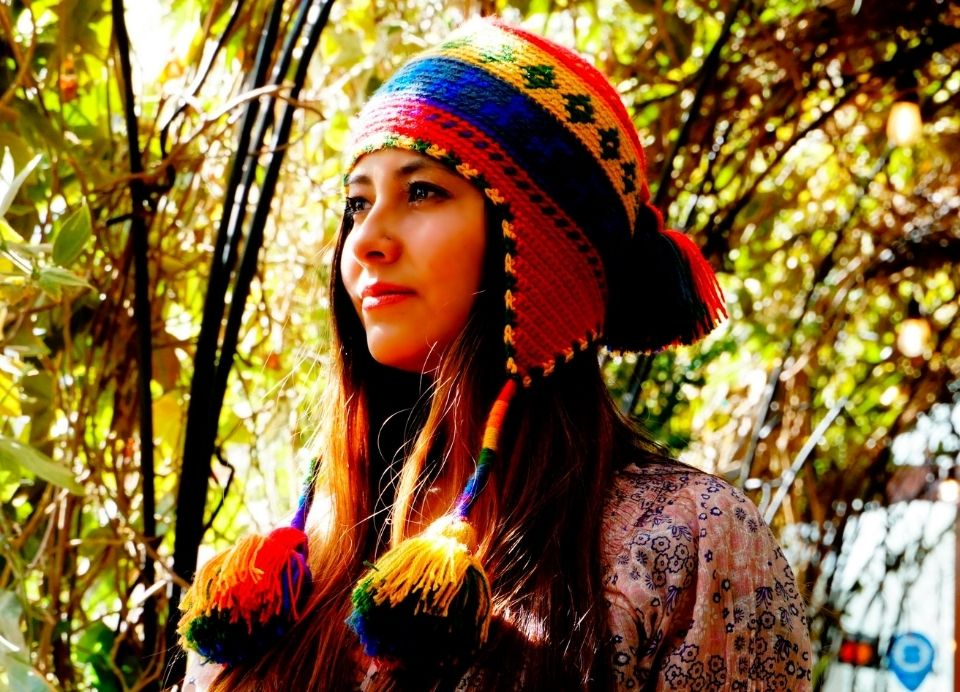 andean wolly hat